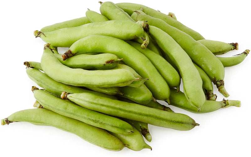 Whole Broad Beans Fresh