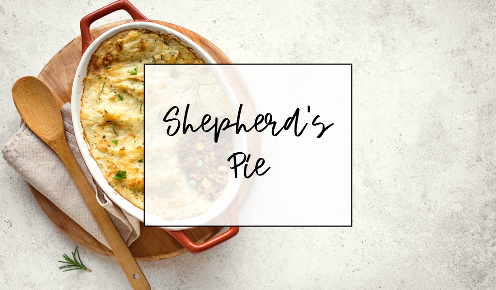 Chicken or Veggie Shepherd's Pie