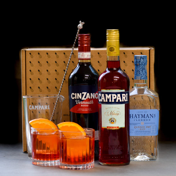O.G Negroni Package