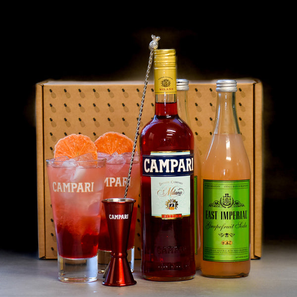 Campari & Grapefruit Soda