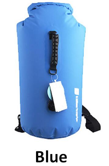 Blue Waterproof swimming Bag