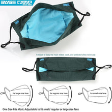 Load image into Gallery viewer, BASE CAMP® C14 Cloth Face Mask 100% Cotton with Filter Pocket