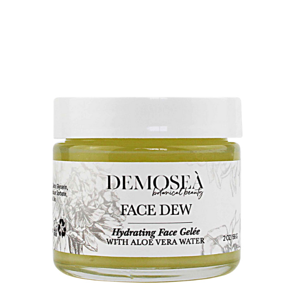 STEP 3: {FACE DEW} ALOE VERA GEL MOISTURIZER