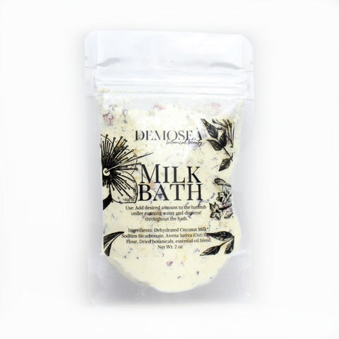 BOTANICAL MILK BATH SAMPLE