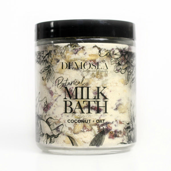 BOTANICAL MILK BATH