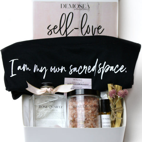 SELF-LOVE BATH RITUAL KIT