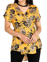 Blusa Elif-S03576 | Blusas de Mujer | Sienna | Colombia