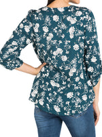 Blusa Juana-S03593 | Blusas de Mujer | Sienna | Colombia