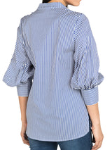 Blusa M3/4-C04605 | Blusas de Mujer | Sienna | Colombia