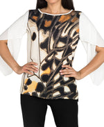 Blusa M3/4-C04357 | Blusas de Mujer | Sienna | Colombia