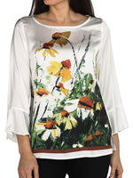 Blusa M3/4-C04794 | Blusas de Mujer | Sienna | Colombia