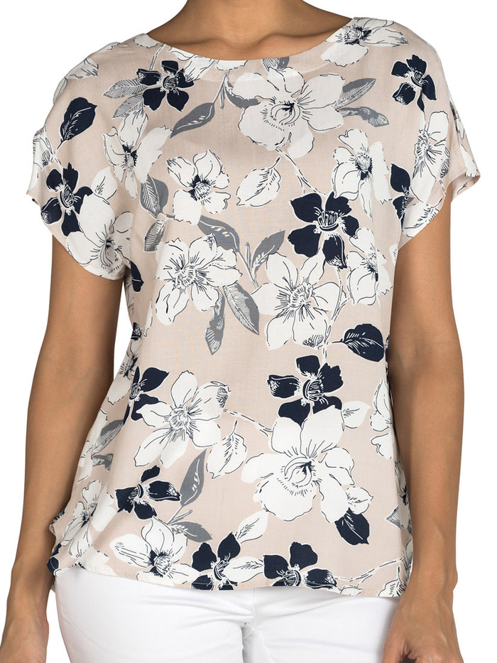 Blusa Filipa-S03603 | Blusas de Mujer | Sienna | Colombia