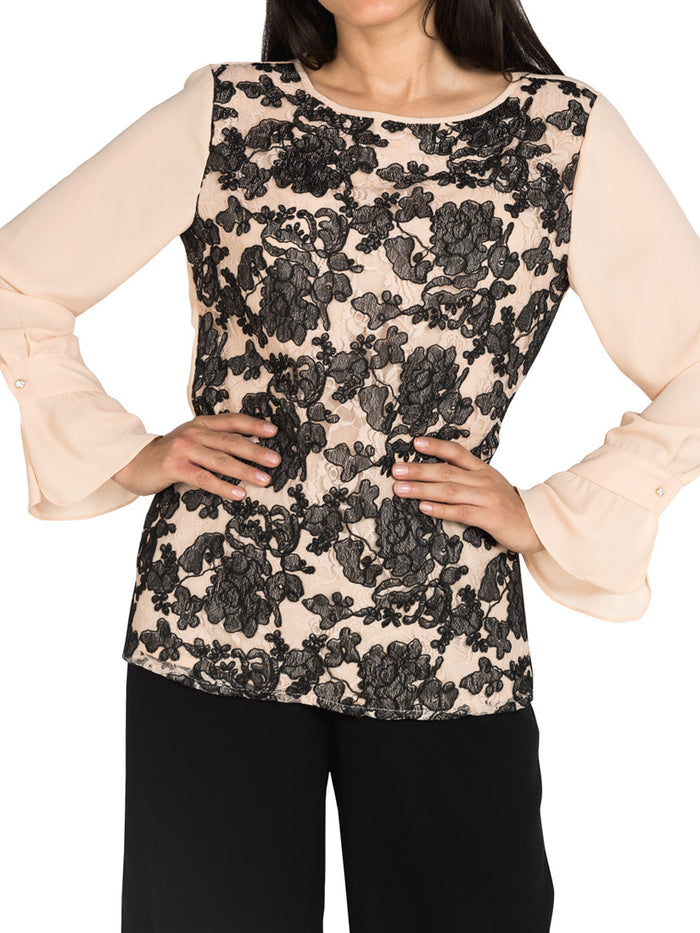 Blusa Ml-C04562 | Blusas de Mujer | Sienna | Colombia