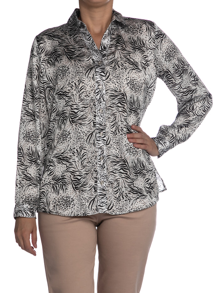 Blusa Lopez-S03251 | Blusas de Mujer | Sienna | Colombia