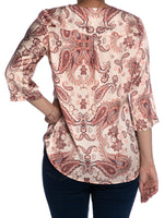 Blusa Mariana-S03284 | Blusas de Mujer | Sienna | Colombia