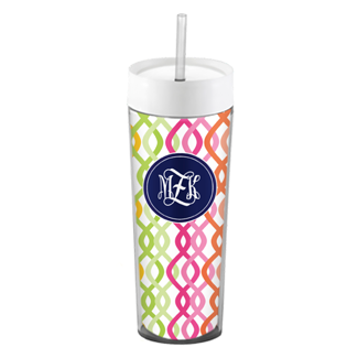 Colorful Skinny Tumbler