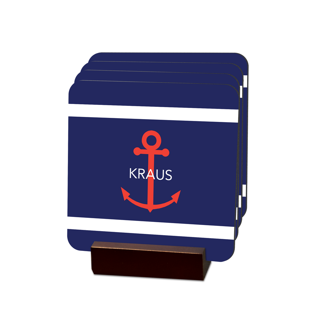 Anchor Coasters - milogiftshop