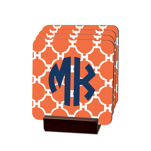 Kyklos Coasters - Multiple Personalization Options Available