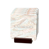 Marble Pale Coasters - Multiple Personalization Options Available
