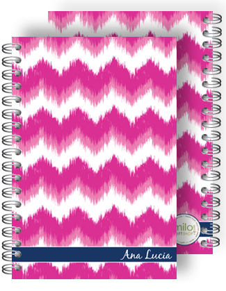 Arco Pink Chunky Notebook