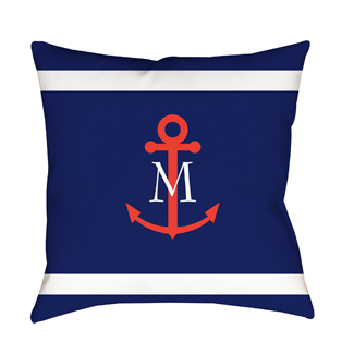 Anchor Indoor Pillow