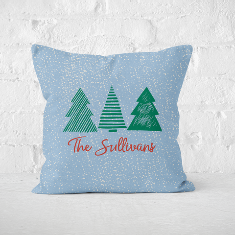 Let It Snow Indoor Pillow