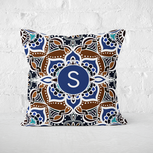 Mandala Indoor Pillow