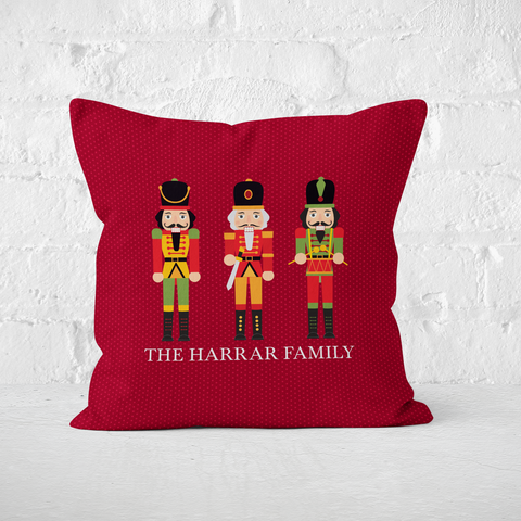 Nutcracker Indoor Pillow