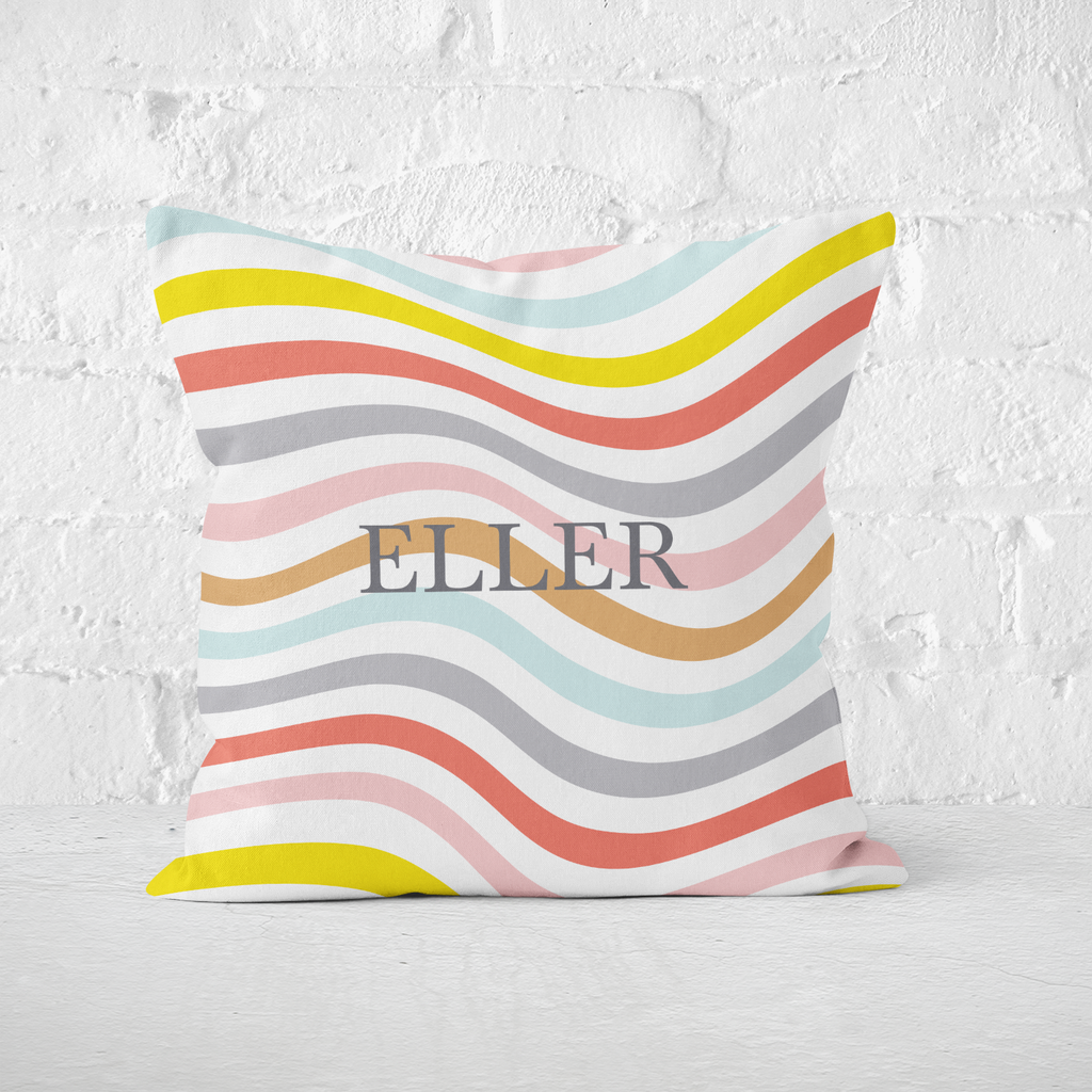 Summer Swirl Indoor Pillow - milogiftshop