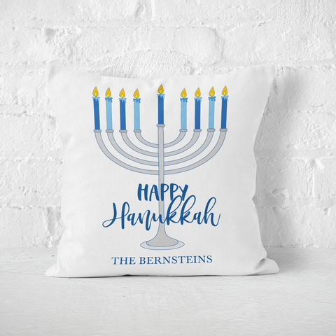 Happy Hanukkah Indoor Pillow