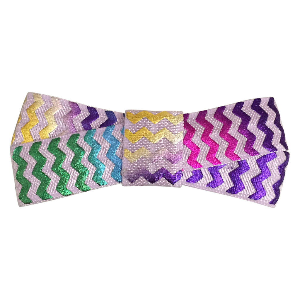 Chevron Celia Bow - milogiftshop