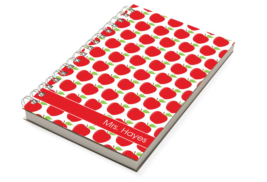 Apples Chunky Notebook - milogiftshop