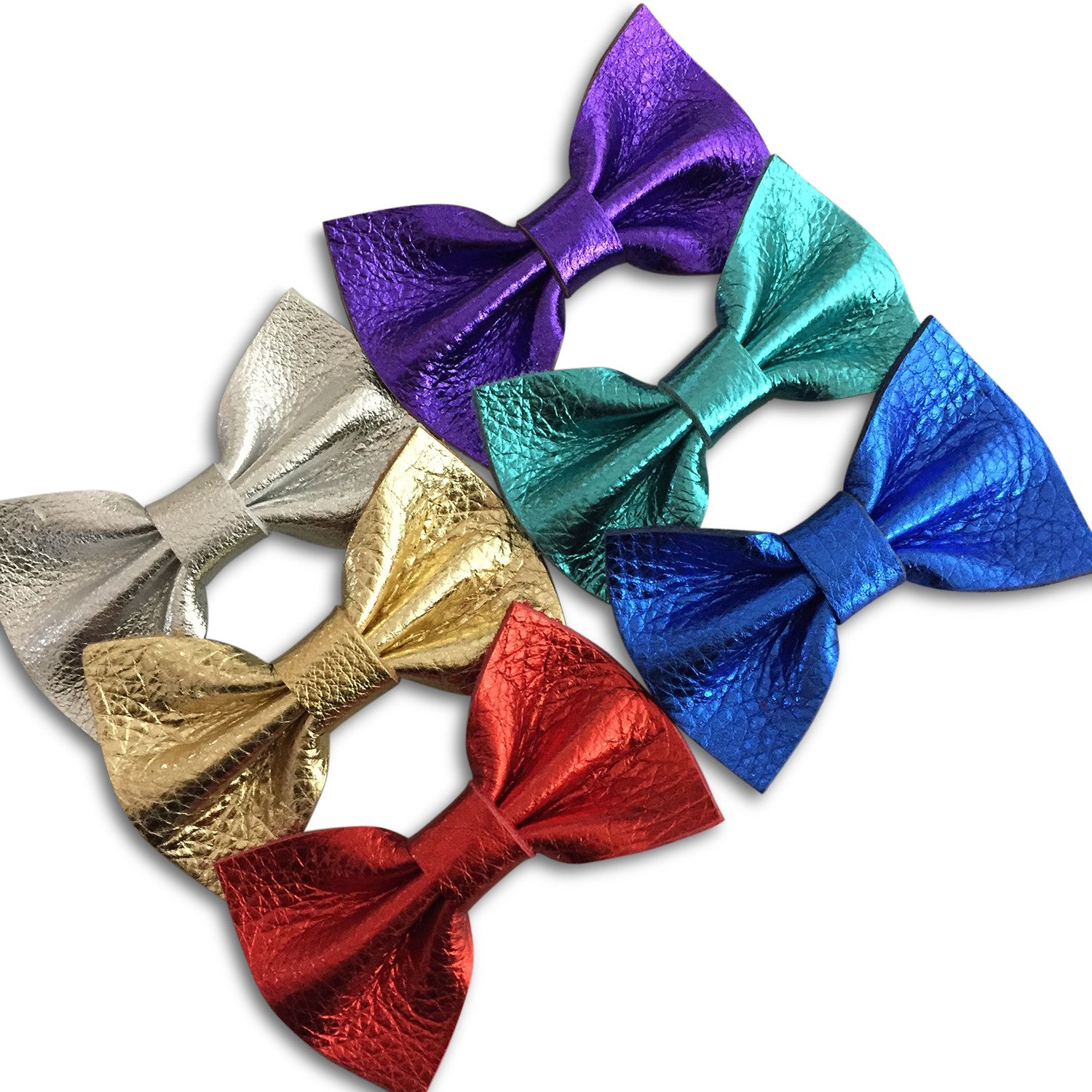 Metallic Bow Holiday Gift Set - milogiftshop