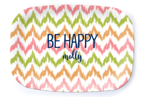 Be Happy iKat Platter