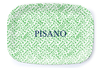 Naxos Green Platter - Multiple Personalization Options Available