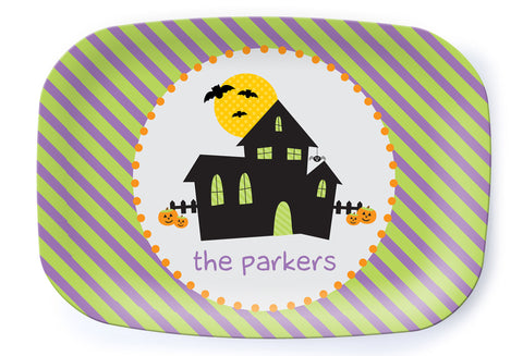 Haunted House Platter