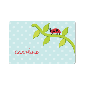 Lady Bug Placemat - milogiftshop