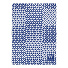 Mykonos Blue Fleece Blanket
