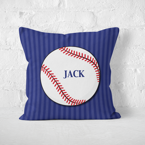 Baseball Indoor Pillow