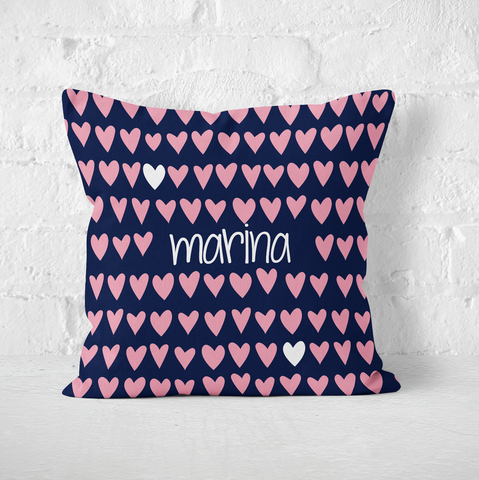 Modern Heart Indoor Pillow
