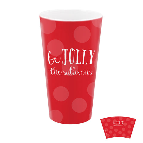 Be Jolly Tumbler