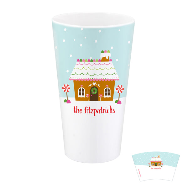 Gingerbread House Tumbler