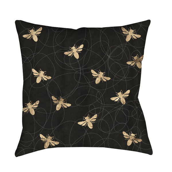 Busy Bee Indoor Pillow