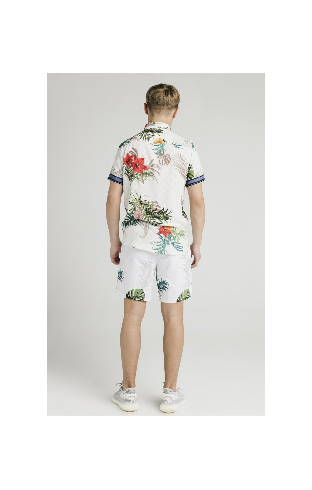 "Illusive London Camicia ""Resot'- Botanical (7)"