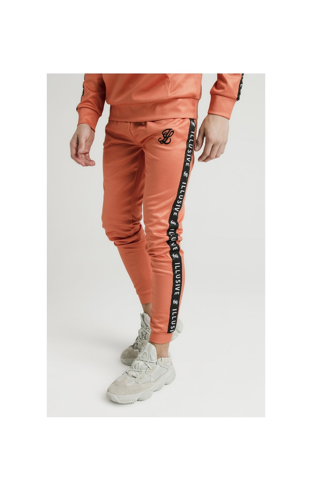 Illusive London Joggers Con Fettuccia - Arrancia