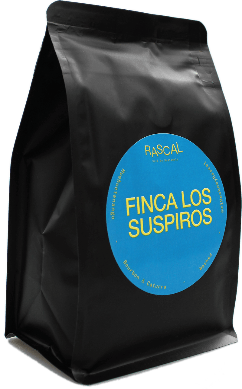 Finca Los Suspiros Bourbon & Caturra Washed - 250g Whole Bean