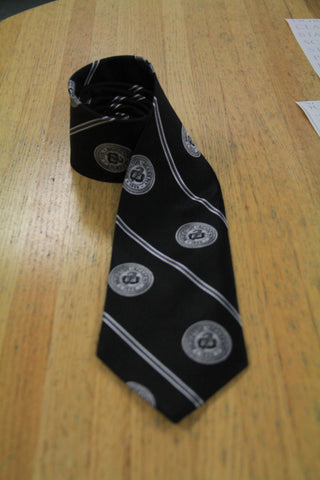 Bridgton Academy Silk Neck Tie