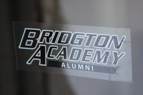 BA Alumni Decal