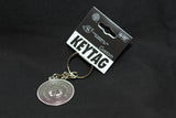 Bridgton Academy/Bridgton Academy Alumni Pewter Finish Key Tag