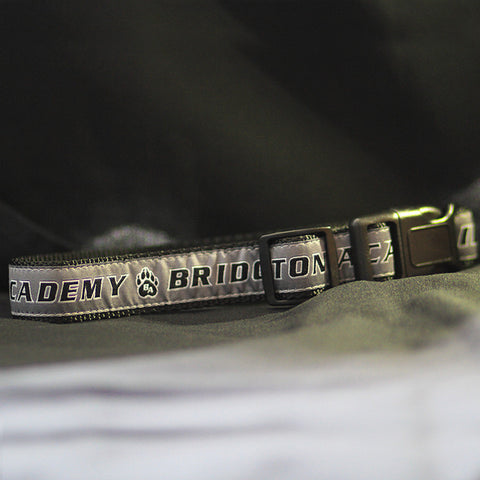 Bridgton Academy Dog Collar